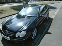 Mercedes CLK 220 CDI sport