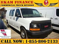 2005 GMC Savana G3500 Cargo Van, Shelvings.