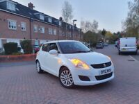 SUZUKY SWIFT FACELIFT SZ3 MODEL 1.2 PETROL LOW MILES 51K MILES YEAR 2012 EXCELENT CONDITION!!!