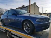 BMW 320 turbo diesel 150hp