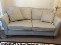 **REDUCED AGAIN** EXCELLENT condition Large Brompton Sofa from NEXT in light grey