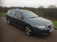 Honda Accord 2.4 i-VTEC Executive Tourer 5dr Petrol