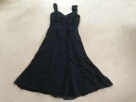 B2 black dress size 14