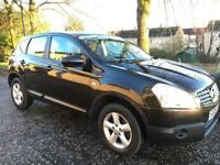 2008 Nissan Qashqai 1.6 Visia .eg xtrail astra focus crv vitara x3 freelander scenic discovery rav4