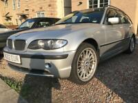 Bmw 320d touring/estate full M.O.T