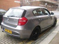#### BMW 1 SERIES 120D M SPORT 2010 #### 6 SPEED DIESEL #### 5 DOOR HATCHBACK