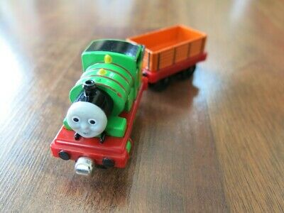 Learning Curve Int'l Thomas the Train & Friends Metal Magnetic Percy And Orange - Percy The Train