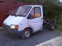 Transit mk3, 1990 2.0 petrol breaking for spares and parts,