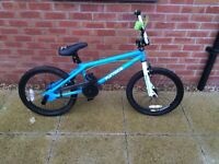 Boys 'Furnace' BMX bike, excellent condition, hardly used