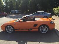 Porsche Boxster 986 2.7 RARE