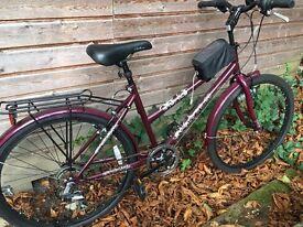 Challenge Emulator 26 Inch Mountain Bike - Ladies