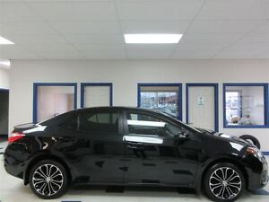 2014 Toyota Corolla S SPORT MAGS CUIR TOIT OUVRANT 85300 KM !