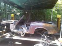 Datsun fairlady roadster 1969 project