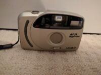Minolta 35mm film camera