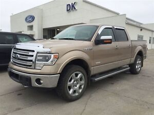 2013 Ford F-150 Lariat 4X4 AWD Roof Nav Heated cooled Seats