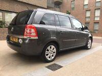 Vauxhall Zafira 1.8 i VVT 16v Design 5dr | 10 Months MOT | 1 Former Keeper