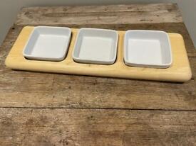 Snack trays