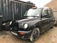 2002 TX2 TXII LONDON TAXI - MOT SEPT18