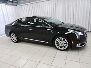 2018 Cadillac XTS ENJOY THIS SPECIAL OFFER!!! 3.6 AWD SEDAN w/ H