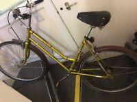 Lovely vintage bike