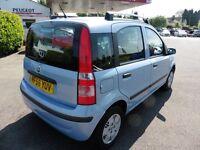 Fiat Panda DYNAMIC (blue) 2007