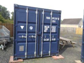 20ft x 8ft Container - 1 tripper 1800 inc vat