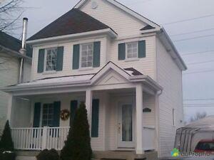 270 000$ - Maison 2 étages à vendre à Terrebonne (Lachenaie)