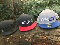 Oakley new era caps