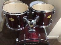 Focus drum kit