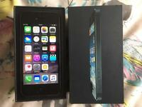 iPhone 5 Unlocked 16GB space grey Excellent condition boxed
