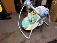 Bright Starts Baby Swing / Rocker