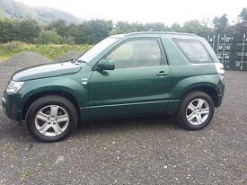 SUSUKI GRAND VITARA DDIS IMMACULATE, T/DIESEL 3 AND 5 DOOR