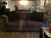 FREE Dfs 2 seater sofa