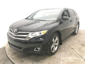 2014 Toyota Venza * XLE *  V6 * AWD * CUIR * TOIT * MAGS 20`` *