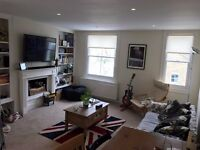 TOP FLOOR EN-SUITE DOUBLE ROOM AVAILABLE IN CLAPHAM... IDEAL FOR COUPLES AND PROFESSIONALS