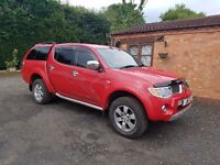 MITSUBISHI L200 ANIMAL PICK-UP