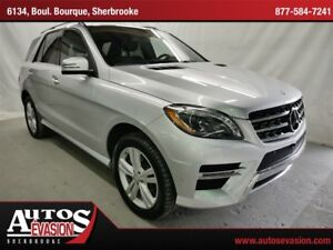 2015 Mercedes-Benz M-Class ML350 BlueTEC 4MATIC + NAV + EXTRA CL