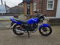 sinnis max 2 125cc not r125 or cbr