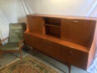 Retro Vintage teak sideboard