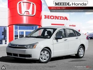 2009 Ford Focus SE PST Paid