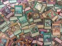 Yugioh Cards! MIXED 100 YU-GI-OH Cards| LOT OF FOILS*** MASSIVE CLEARANCE!