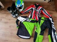 Kids motorcycle clothes for sale