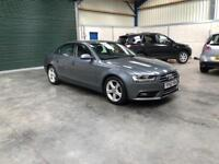 2013 Audi A4 technic 2.0tdi 1 owner fsh leather sat nav !BARGAIN! Guaranteed cheapest in country