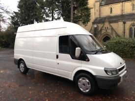 Ford transit 2.4 must see