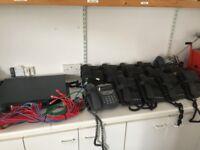 Avaya IP0 500 System Unit - PCS 06 & 13 Avaya 9330 - AV B4 & 2 Avaya 03-5025-201