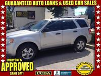 2008 Ford Escape WE FINANCE ANY CREDIT