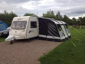 Kampa Rally Pro Awning & Accessories