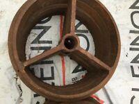 Cambridge Cast Iron Wheels