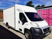FIAT DUCATO LWB LUTON, LOW LOADER, 2.3, 6 SPEED, 130BHP, 63REG FOR SALE, NO VAT