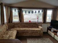 6 Berth Caravan for rent in Saundersfoot